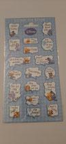 Sticker Winnie Pooh