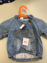 Jeans-Jacke Gr. 62 (109)