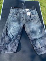 Jeans-Shorts Gr. 158 (16)