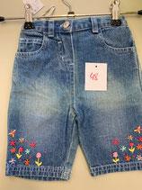 Sommer-Jeans Gr. 62 (48)