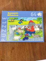 Benjamin Blümchen Puzzle 64 Teile