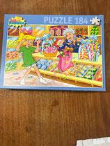 Bibi Blocksberg Puzzle 184 Teile