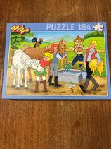 Bibi und Tina Puzzle 184 Teile