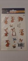 Sticker Häschen (2)
