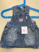 Jeans-Rock Gr. 62 (36)