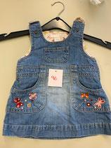 Jeans-Kleid Gr. 92 (96)