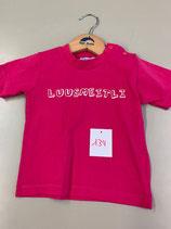 "T-Shirt ""Luusmeitli"" NEU Gr. 74 ( 134)"