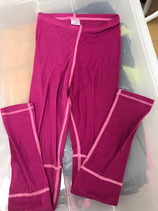 Lange Unterhose Gr 152 pink