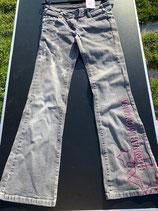 """Jeans """"Hanna Montana"""" Gr. 146 (13)"""