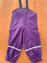 violette Regenhose von Playshoes Gr. 92 NEU