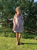 Froeken Frida Jersey Kleid, Anouk Kapuzenkleid
