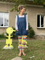 Froeken Frida Jeans-Trägerkleid, BIO