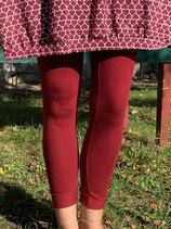 Froeken Frida Viscose Leggings weinrot