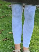 Froeken Frida Jersey Leggings grün blau gestreift