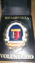CARTERA IDENTIFICACION RESERVISTA