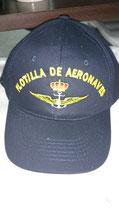 GORRA FLOTILLA AERONAVES