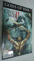 COMIC CIVIL WAR II GODS OF WAR