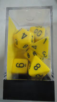 Set de Dados - 7 - Opaque Yellow/black