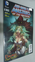 COMIC  HE MAN AND THE MASTERS OF THE UNIVERSE