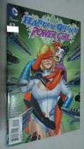 COMIC HARLEY QUINN & POWER GIRL