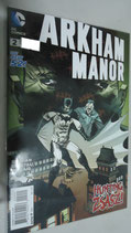 COMIC ARKHAM MANOR