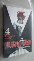 MANGA D.GRAY-MAN VOL 4