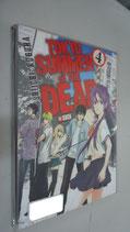 MANGA TOKYO SUMMER OF THE DEAD VOL 4
