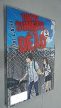 MANGA TOKYO SUMMER OF THE DEAD VOL 2
