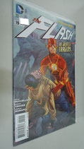 COMIC FLASH NEW 52