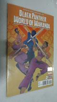 COMIC BLACK PANTHER WORLD OF WAKANDA #2