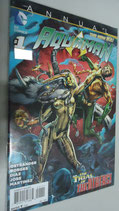 COMIC AQUAMAN NEW 52