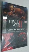 COMIC CIVIL WAR II CHOOSING SIDES