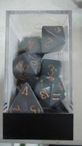 Set de Dados - 7 - Opaque Grey/copper