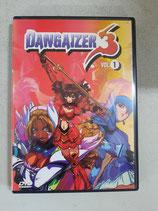 Dangaizer 3 Vol 1