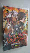 MANGA TWIN STAR EXORCISTS VOL 2