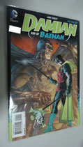 COMIC DAMIAN SON OF BATMAN #1