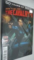 COMIC CAVALRY SHIELD 50TH ANNIVERSARY #1