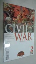 COMIC SECRET WARS - CIVIL WAR