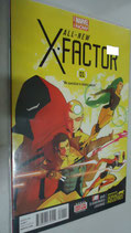 COMIC ALL NEW X-FACTOR