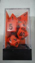Set de Dados - 7 - Opaque Orange/black