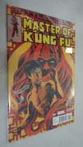 COMIC SECRET WARS - MASTER OF KUNG FU