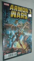 COMIC SECRET WARS - ARMOR WARS