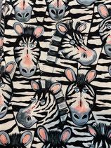 Masken-Bag Schweiz Zebra