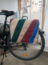 Tasche als Fahrradtasche