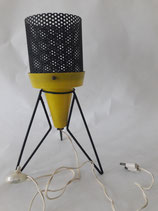 LITTLE TABLE LAMP MATEGOT STYLE yellow