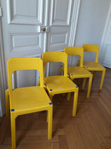 4 CHAIR ALTAIR for STAMP design HENRY MASSONNET