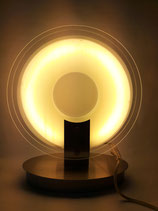 ROND TABLE LAMP NEON  design unknown