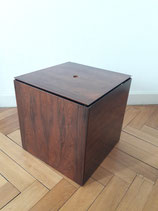 NESTING TABLES PUZZLE CUBE design POUL NORREKLIT for GEORG PETERSENS