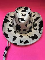 Cowprint Cowboyhat