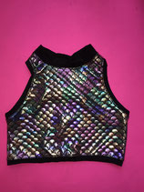 Holographic Dragon Scale Top